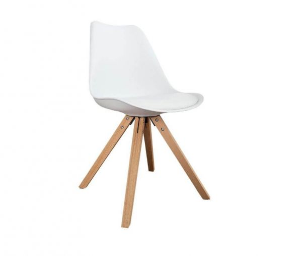 SCANDINAVIA - Stuhl Weiß