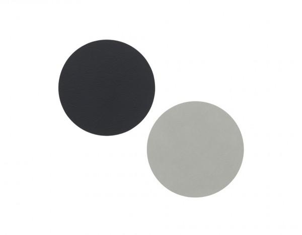 GLASS MAT CIRCLE - Double Colour