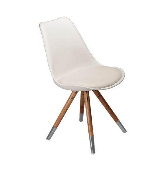 ORSO - Stuhl Weiß