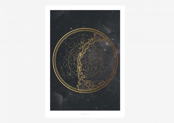 STERNENKARTE - Print