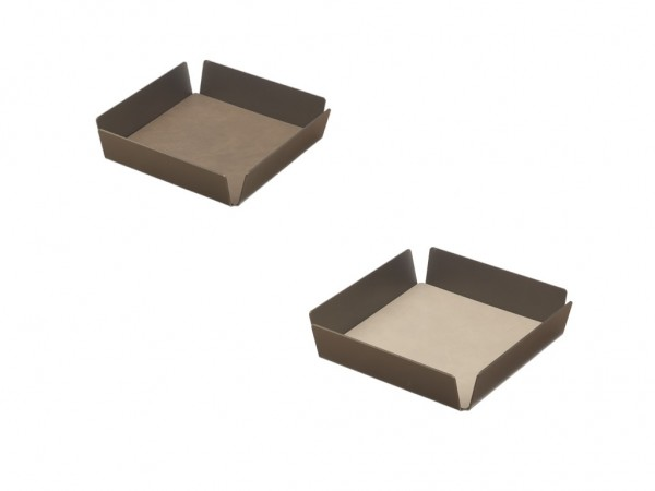 TRAY SQUARE MINI - Tablett