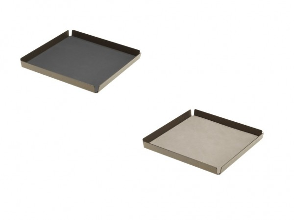 TRAY SQUARE S - Tablett